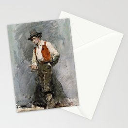 Mariano Fortuny - Calabrian - Digital Remastered Edition Stationery Cards