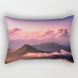 Swiss mountain #society6 #decor #buyart Rectangular Pillow