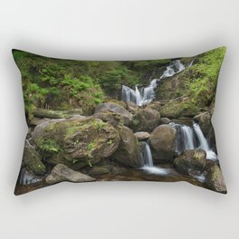 Torc Waterfall,Killarney Rectangular Pillow