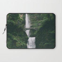 Multnomah Falls III Laptop Sleeve