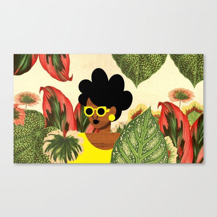 Bayou Girl II Leinwanddruck
