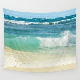 Summer Sea Wall Tapestry