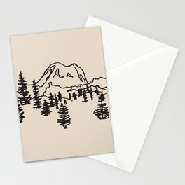 rainier Stationery Cards
