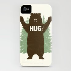 Bear Hug? Slim Case iPhone (4, 4s)