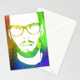 Misted Mugshot Stationery Cards