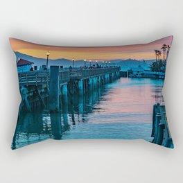 Pier 41 San Francisco Rectangular Pillow
