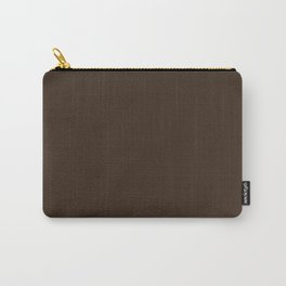 Brown Co co Solid Summer Party Color Carry-All Pouch