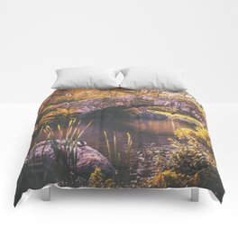 New York City Autumn Comforters
