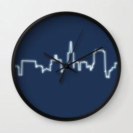 City Stars Wall Clock