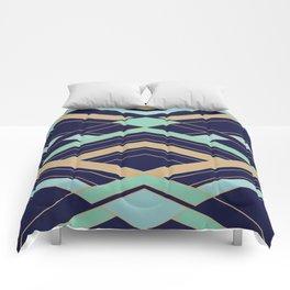 Art Deco Fast Comforters