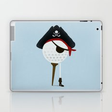 Pirate of the Open Tees Laptop & iPad Skin