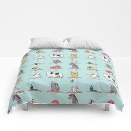 Vegan Yoga Comforters