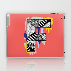 F for ... Laptop & iPad Skin
