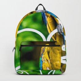 Macaw3 Backpack