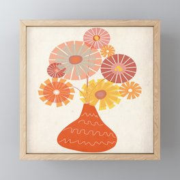 Passion Bunch Framed Mini Art Print