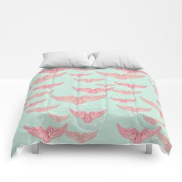 FINALLY! Whales are free from persecution! Comforters