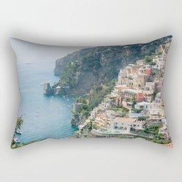 Italy. Amalfi Coastline Rectangular Pillow
