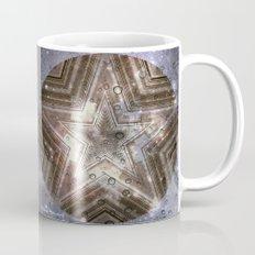 Hollywood Star with water drops Mug