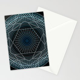 Portal in Consciousness Stationery Cards
