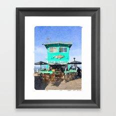 Catalina Framed Art Print
