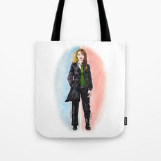 2 OLIVIAS DUNHAM (FRINGE) Tote Bag