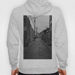 Down A Dark Alley Hoody