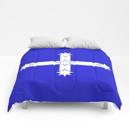 Australian Eureka Flag Comforters