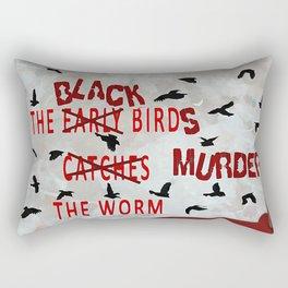 MURDER  -  021 Rectangular Pillow