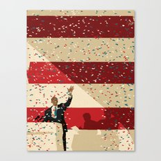 The Unsung Hero Canvas Print