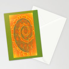 Light and Death II Stationery Cards