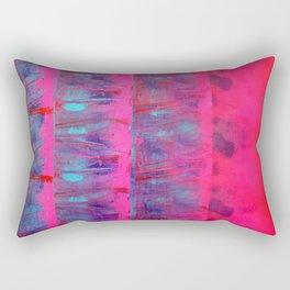 Electroshock Rectangular Pillow