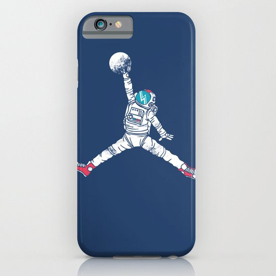 Space dunk iPhone & iPod Case
