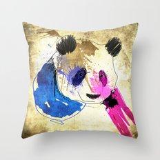 Bamboozler Throw Pillow