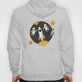 Astronauts in Space Hoody