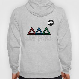 from high to low Hoody