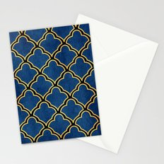 Quatrefoil Stationery Cards