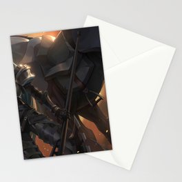 Albedo OverLord Stationery Cards