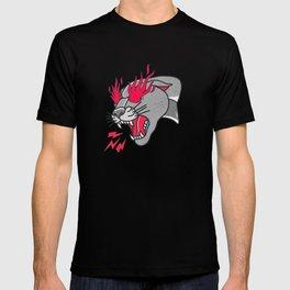 Panther Flame T-shirt