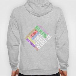 I Am A School Counselor Appreciation Gift T-Shirt Hoody