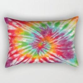 Tye Dye My Heart Rectangular Pillow