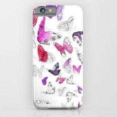 Butterflies Slim Case iPhone 6