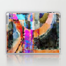 Artful Spirit Mosaic Colorful Geometric Abstract Laptop & iPad Skin