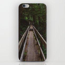 Rainforest Bridge iPhone Skin