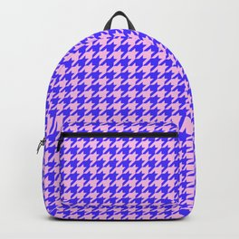 New Houndstooth 02191 Backpack