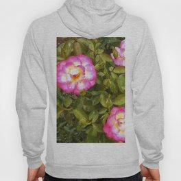 Floral Print 041 Hoody