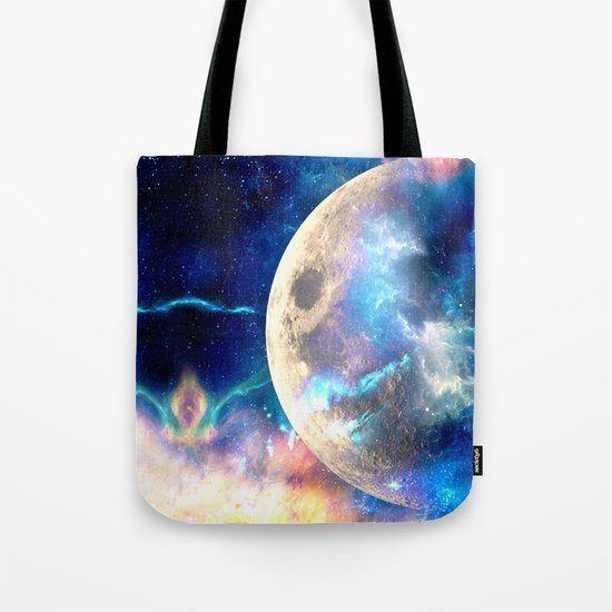 The Other Side of the Moon Tote Bag
