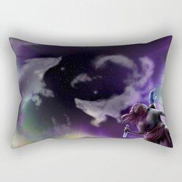The Omen Rectangular Pillow