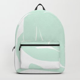 The Blue Nude in Mint by Henri Matisse Backpack