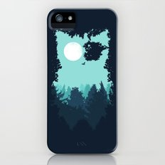 Winter Owl Slim Case iPhone (5, 5s)