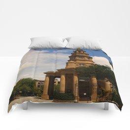 St. Philip's Church Charleston Comforters